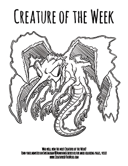 Creature of the Week