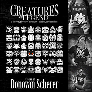 creatures of legend
